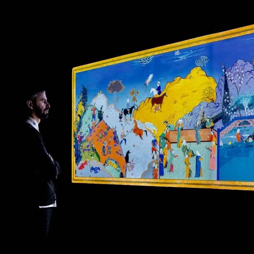 Orkhan-Venice-exhibition-digital-art